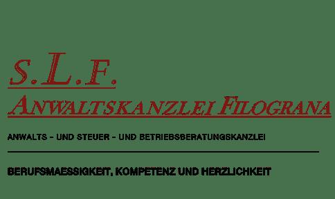 Die Anwaltskanzlei Filograna